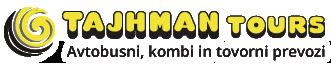 TAJHMAN TURIZEM, d.o.o. Logo